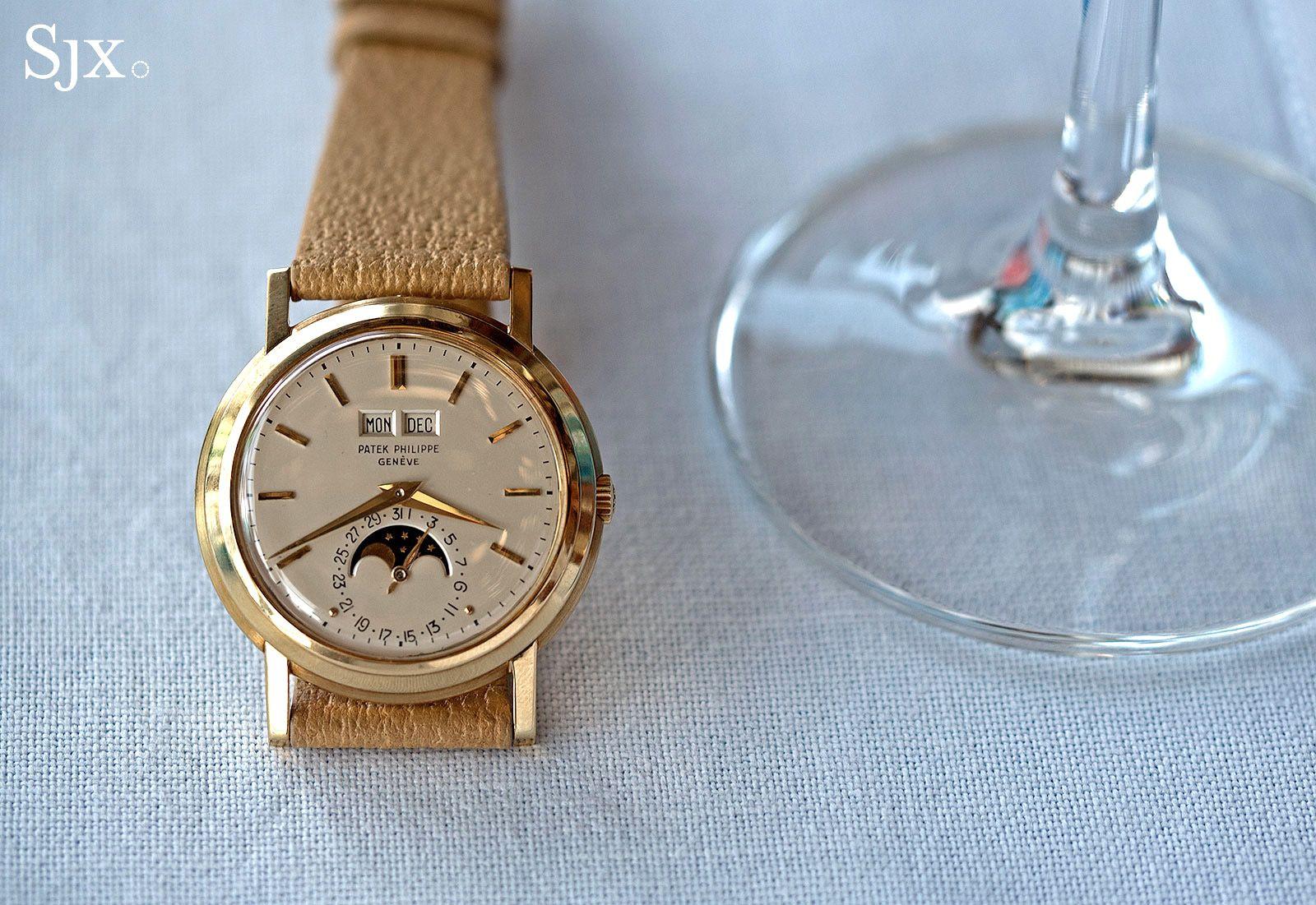 """Chiếc đồng hồ được """"săn lùng"""" Patek Philippe Perpetual Calendar Ref 3449"""