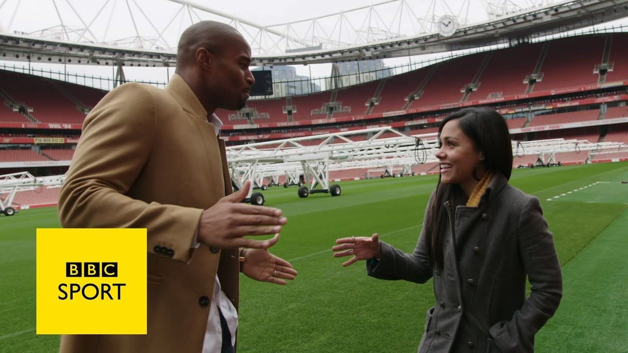 Football Alex_Scott Arsenal BBC_Sport The NFL Show's