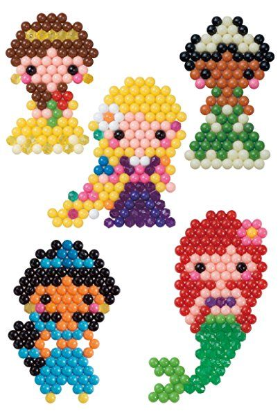 image result for aquabeads princess template aqua bead templates