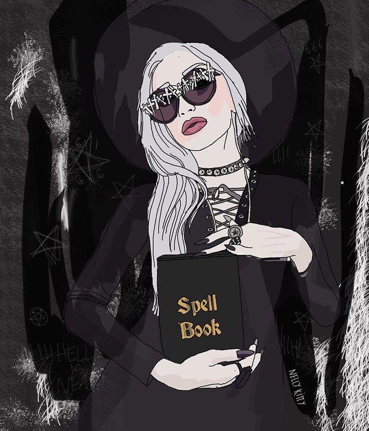 I'm back ! & Portrait de Death Candy