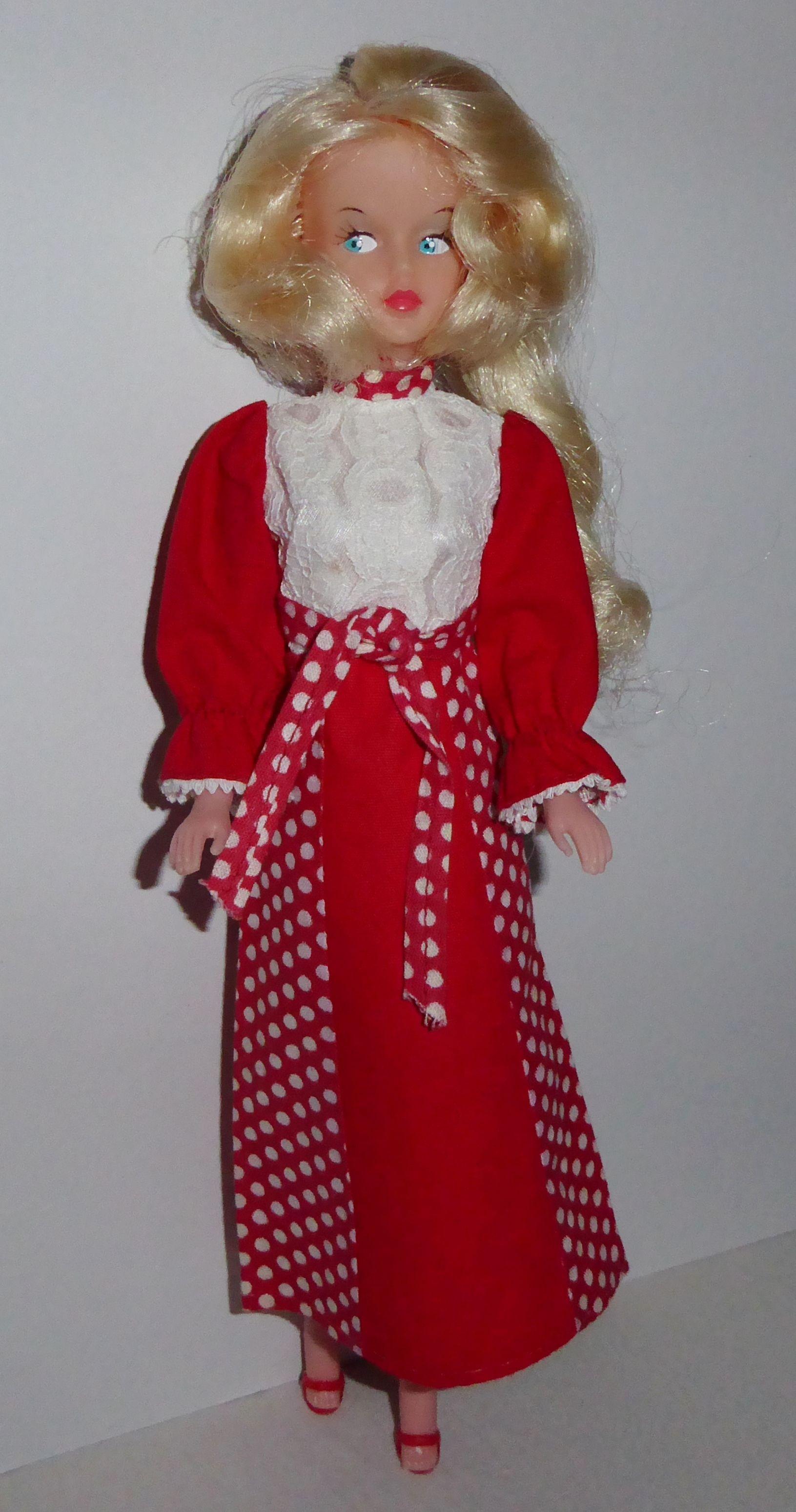 2nd version outfit Tressy's Fashion Scene Polka Princess