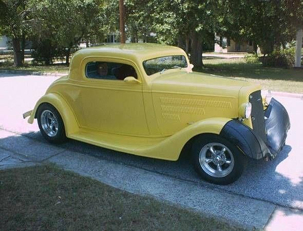 35 Chevy Coupe | HORSEMAN'S GARAGE | Antique cars, Chevy, Rat rod cars
