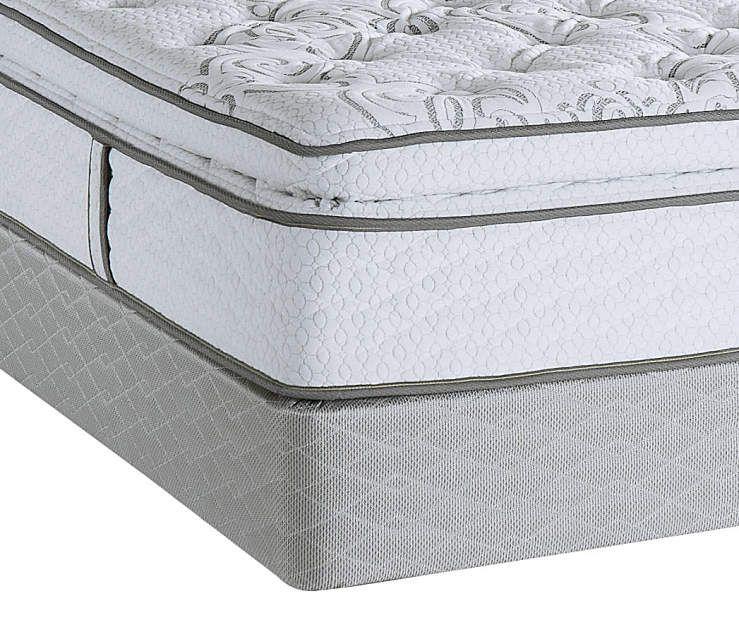 Buy A Serta Perfect Sleeper Harmon Queen Mattress Set At