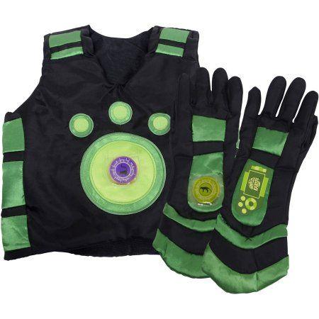 Wicked Cool Toys Wild Kratts Creature Rescue Power Suit Chris