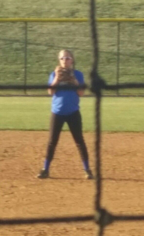 Lista playing outfield