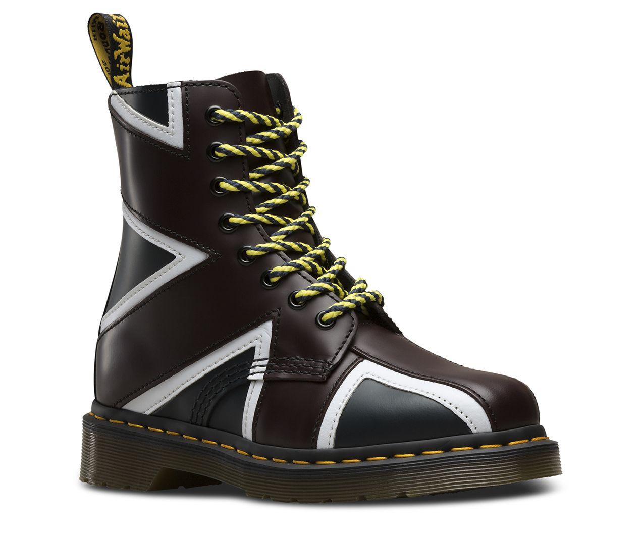 Modern Classics Smooth 1460 8-eye Boots - Black Dr. Classiques Modernes Lisses 1460 Bottes 8 Yeux - Dr Noir. Martens Martens 88t4tZotQ