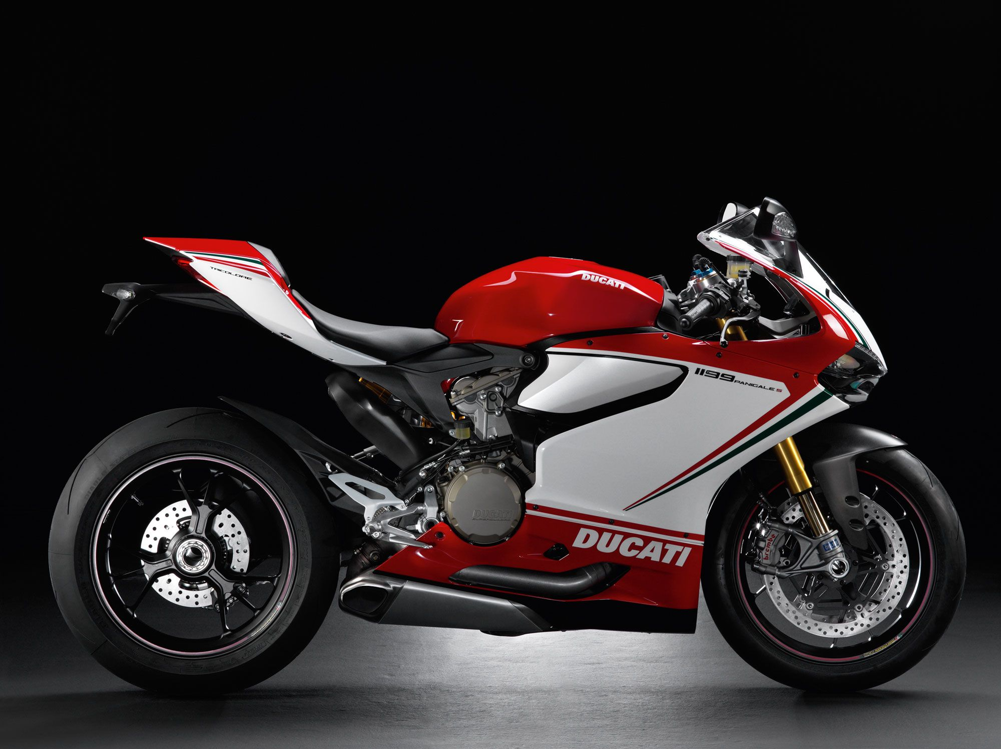 2013 Ducati Superbike 1199panigale S Tricolore Motorcycles