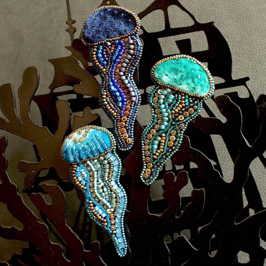 Fleshmob Ot Soobshestva Handmade Ru Jewellery Pod Nazvaniem Cvetnastroeniyasinij A U Menya Kak Raz Novye Medu Beaded Embroidery Beaded Jewelry Turquoise Bracelet