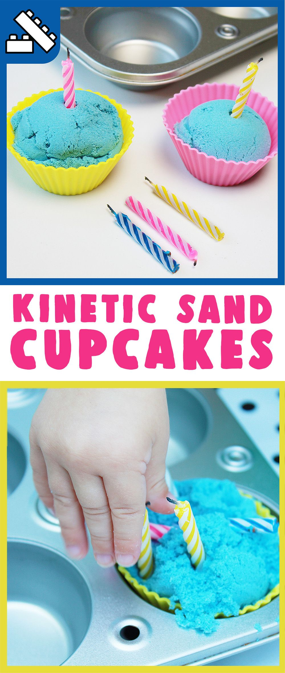 A simple and quick to put together sensory activity to ...