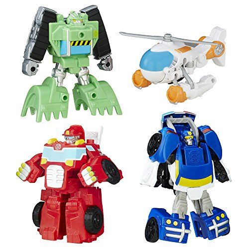When The Mission Calls For A Rescue Convert The Rescue Bots