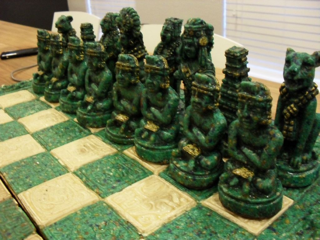 Antique chess pieces photos google search chess pieces pinterest chess chess pieces and - Collectible chess sets ...