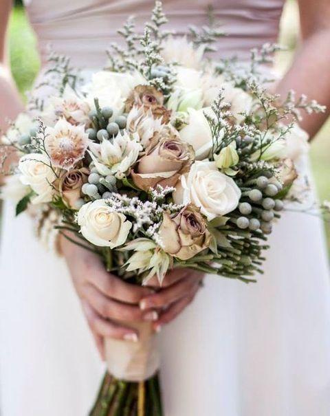 52 Chic Neutral Fall Wedding Ideas Fall Wedding Bouquets Wedding Flowers Flower Bouquet Wedding