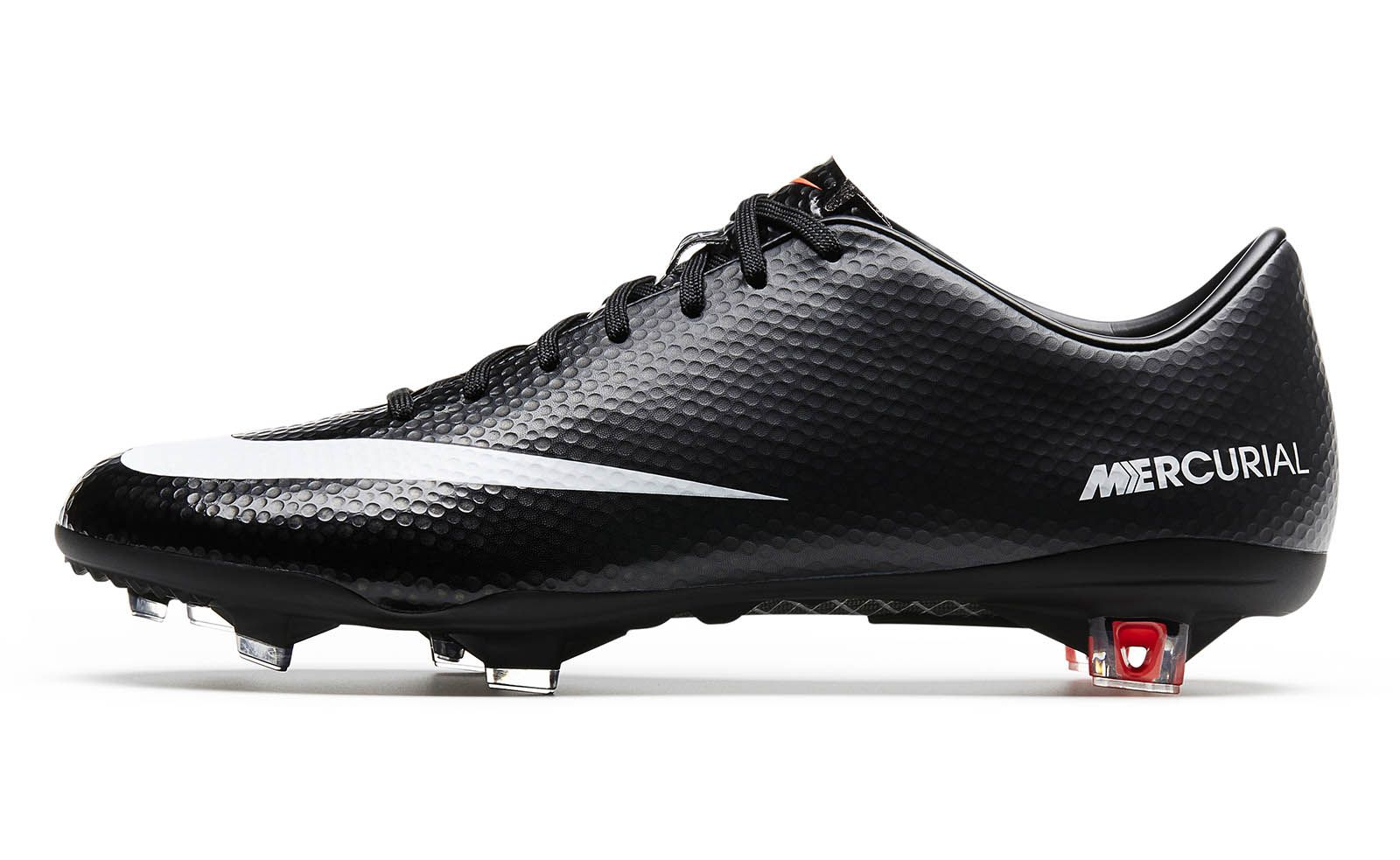 Nike Goes Classic with Black Football Boots: Football pitches have been  dominated by brightly colored boots for the last few years now.