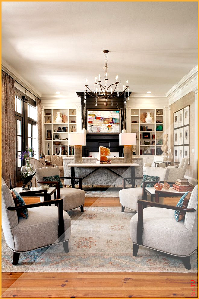 What Differentiates A Living Room From A Sitting Area What Differentiates A Livin In 2020 Transitional Living Room Design Living Room Remodel Transitional Living Rooms #sitting #area #in #living #room