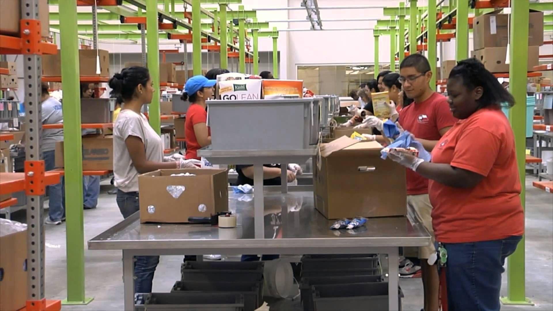 food bank for the heartland volunteer
