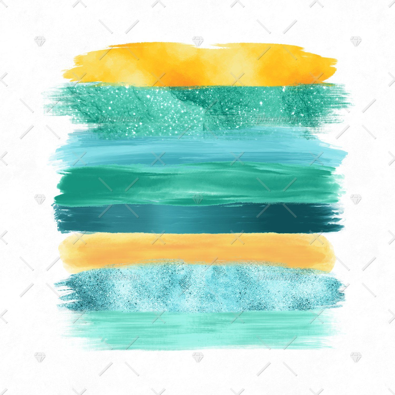 Summer Brush Strokes Sponsored Brush Stroke Resources