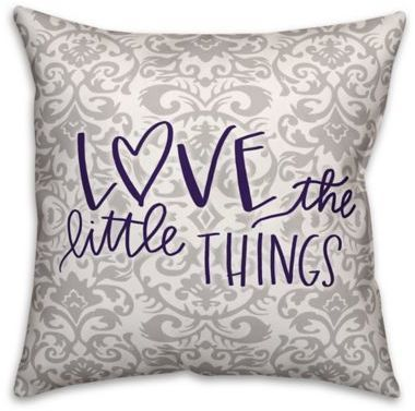 what are throw pillows stuffed with