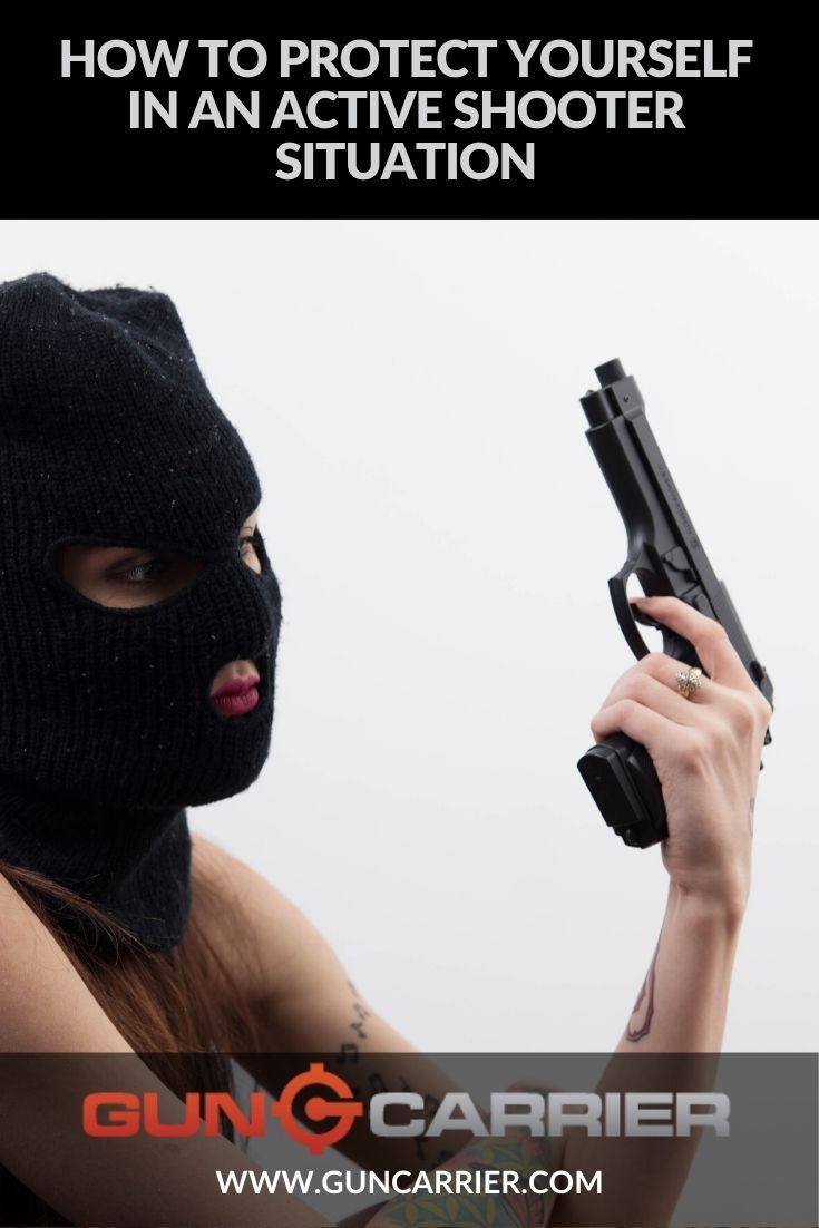How to protect yourself in an active shooter situation