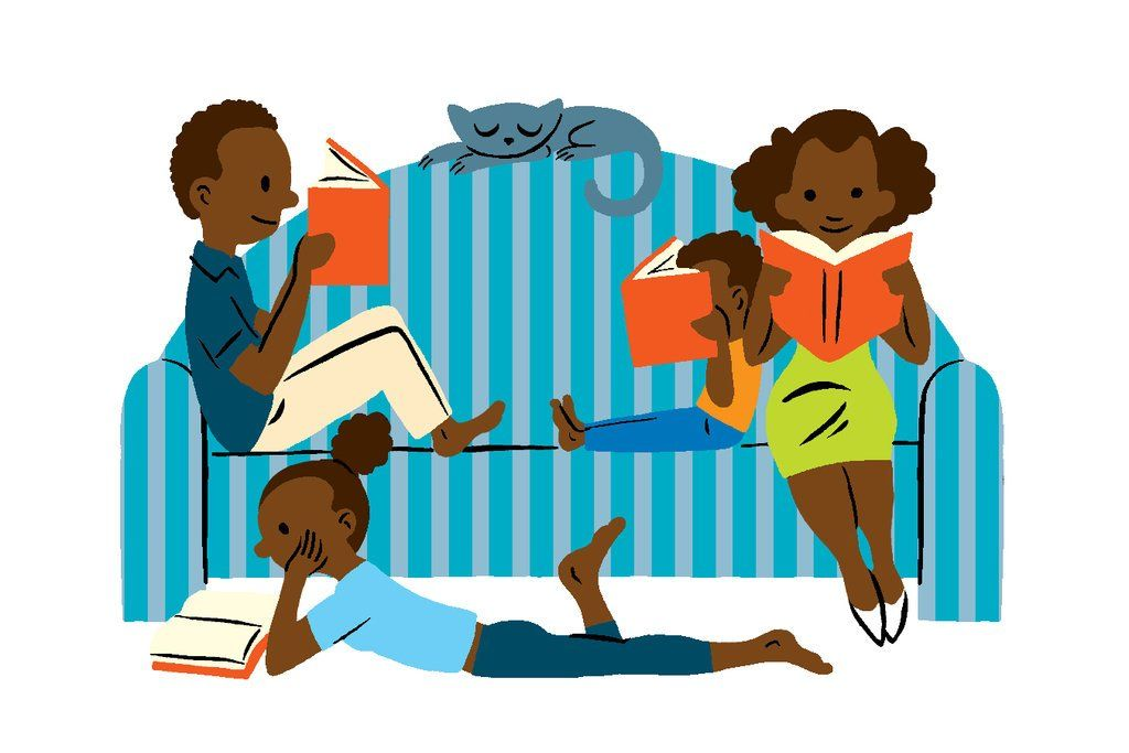 How to Raise a Reading Family - NYTimes <-- Great article with lots of doable tips that we can say from experience work.