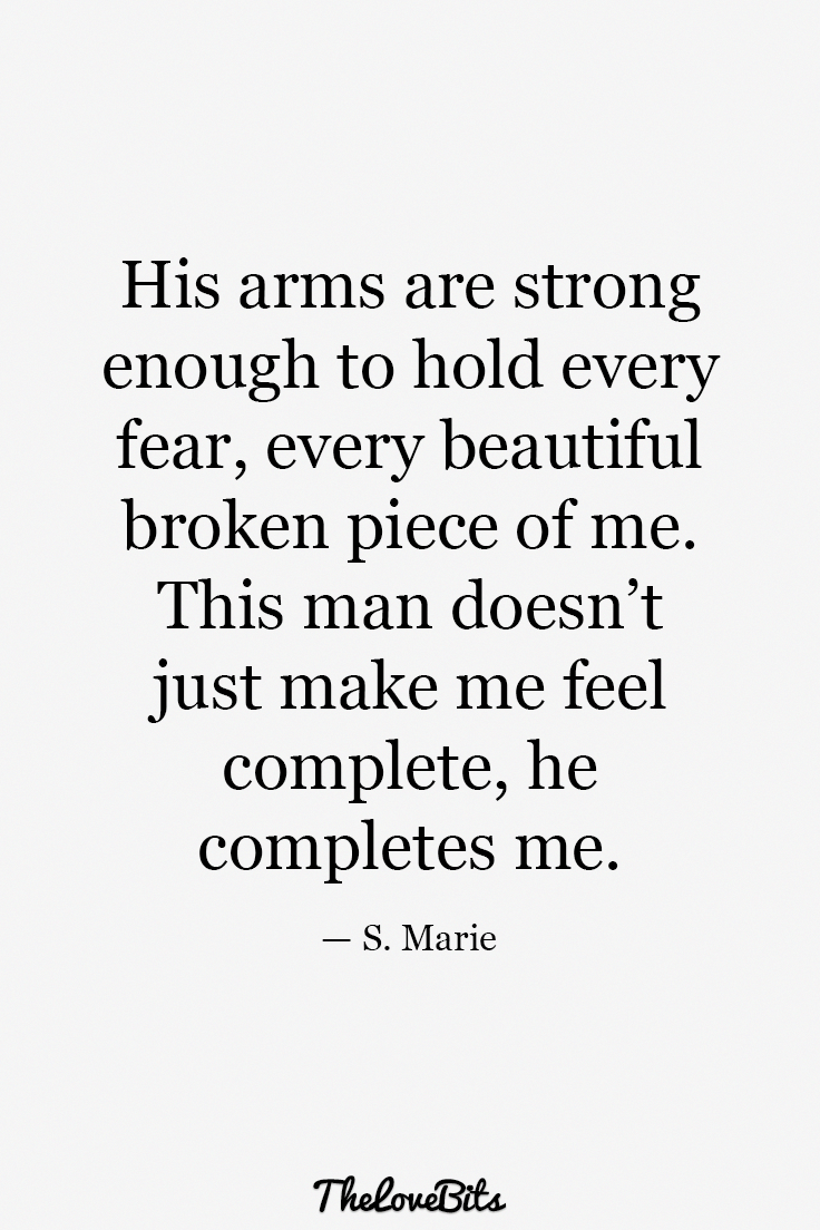 50 Boyfriend Quotes to Help You Spice Up Your Love - TheLoveBits Here is a collection of adoring boyfriend quotes to help you express your feelings to your man that make him love and cherish you for the rest of your life.