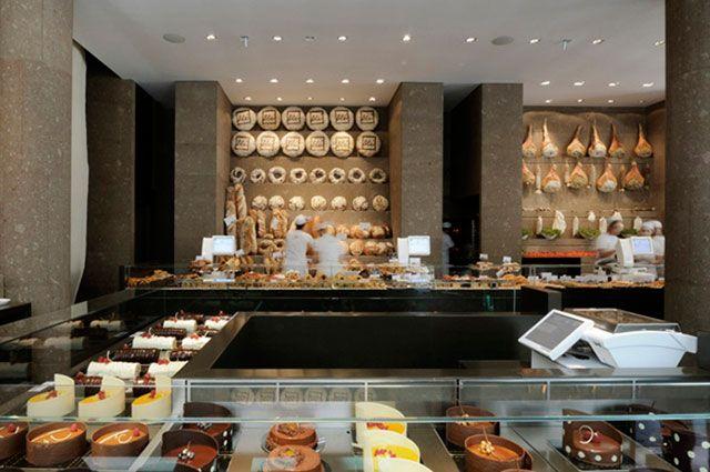 15 panader as de dise o moderno locales pinterest for Diseno de cafeterias pequenas