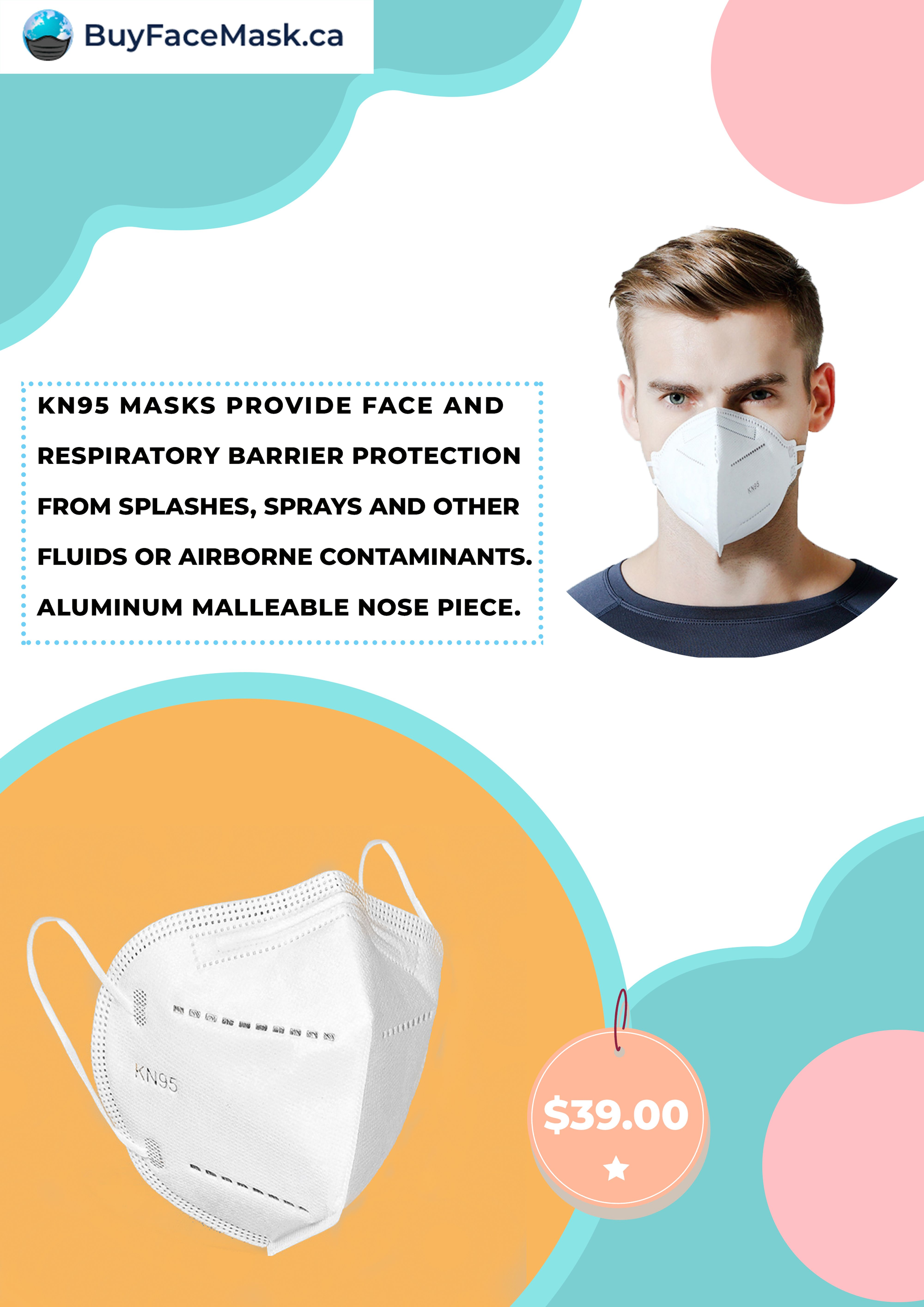 KN95 Face Mask in 2020 Barrier protection, Face, Face mask
