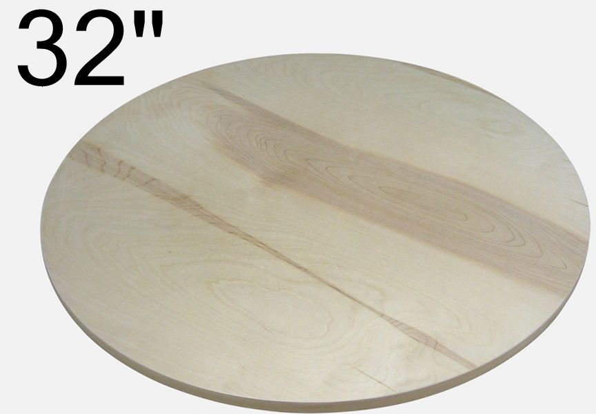 32 Inch Table Top   Great For Painting U0026 Staining! Free Shipping + Made In