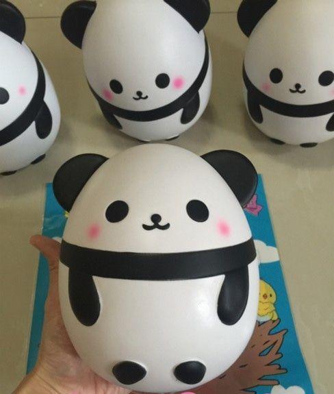 Squishy Panda Egg : Squishy Panda Egg Jumbo - Squishy Accessories