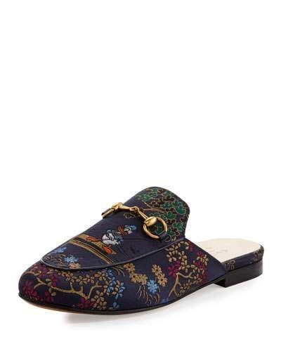 89eac3aa37b Gucci Shoes for Women. X3KAN Gucci Princetown Donald Duck Horsebit Mule