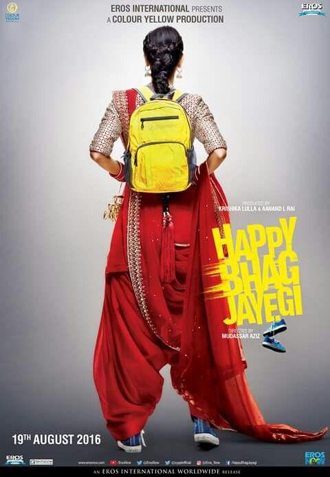 Happy Bhag Jayegi 3 hindi full movie 720p