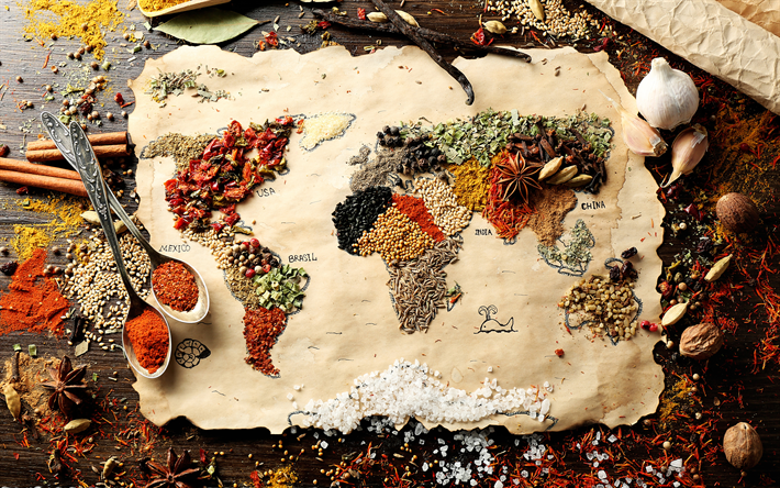 Download wallpapers world map 4k continents geography spices download wallpapers world map 4k continents geography spices creative besthqwallpapers publicscrutiny Image collections