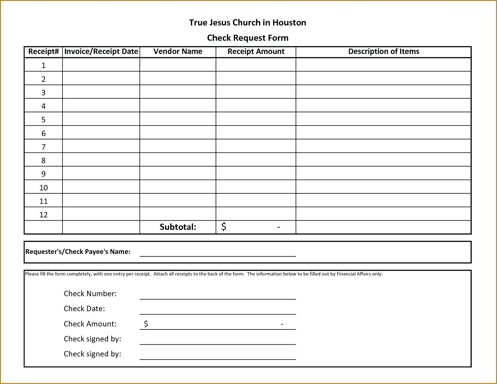 Free Templates Project Request Form Template Word For Check