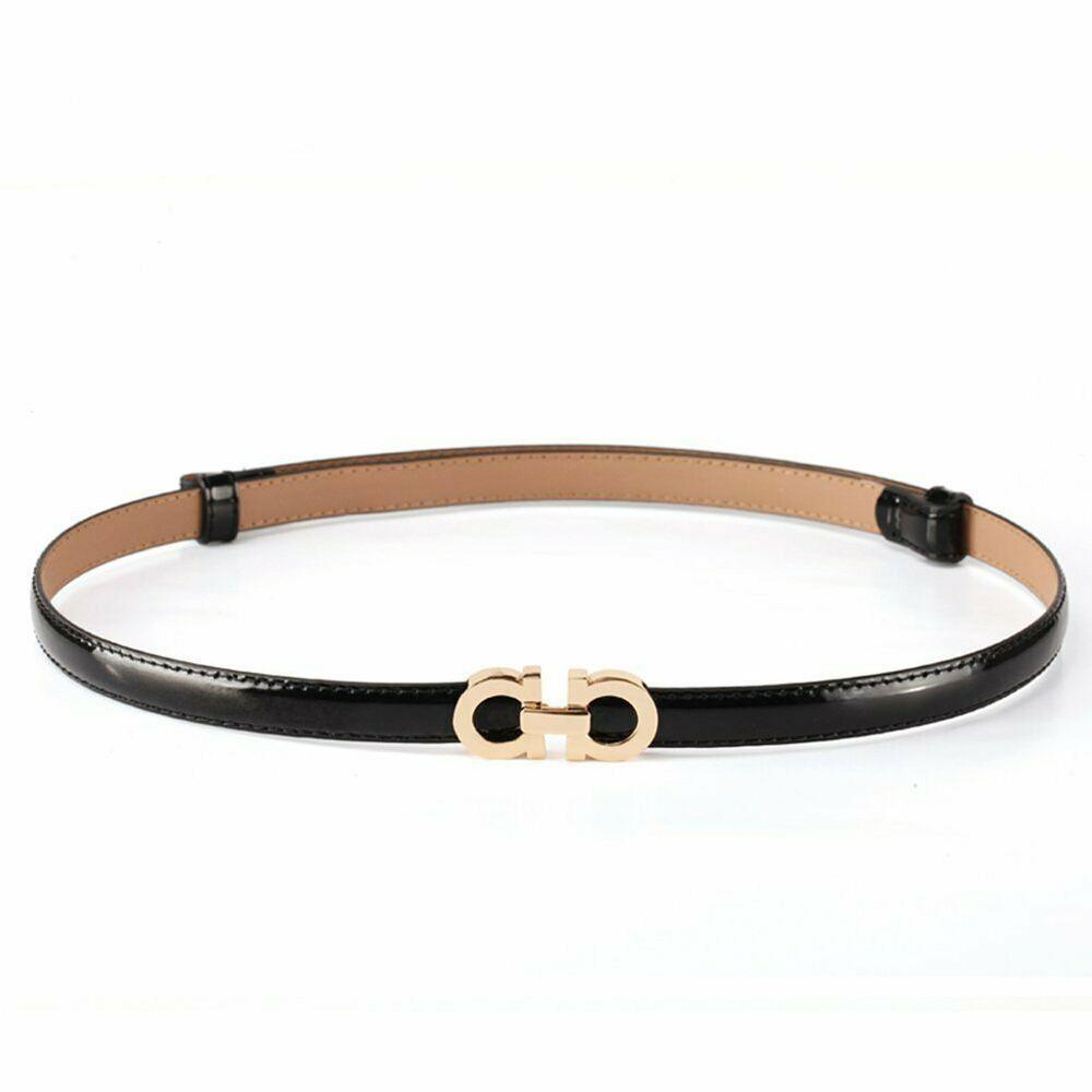 3de503131f4 Cinturones finos de cuero para mujer Jeans 09 Cinturón pantalones GG Nuevo   fashion  clothing  shoes  accessories  womensaccessories  belts (ebay link)