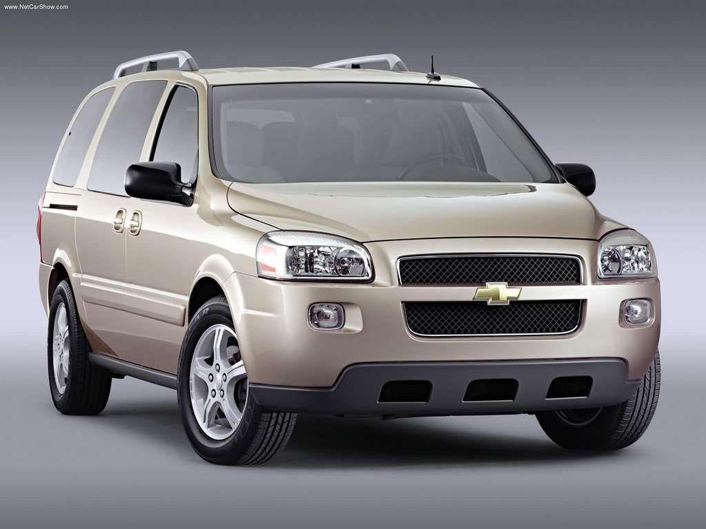 2012 Chevrolet Uplander Chevy Uplander Chevrolet Uplander Chevy