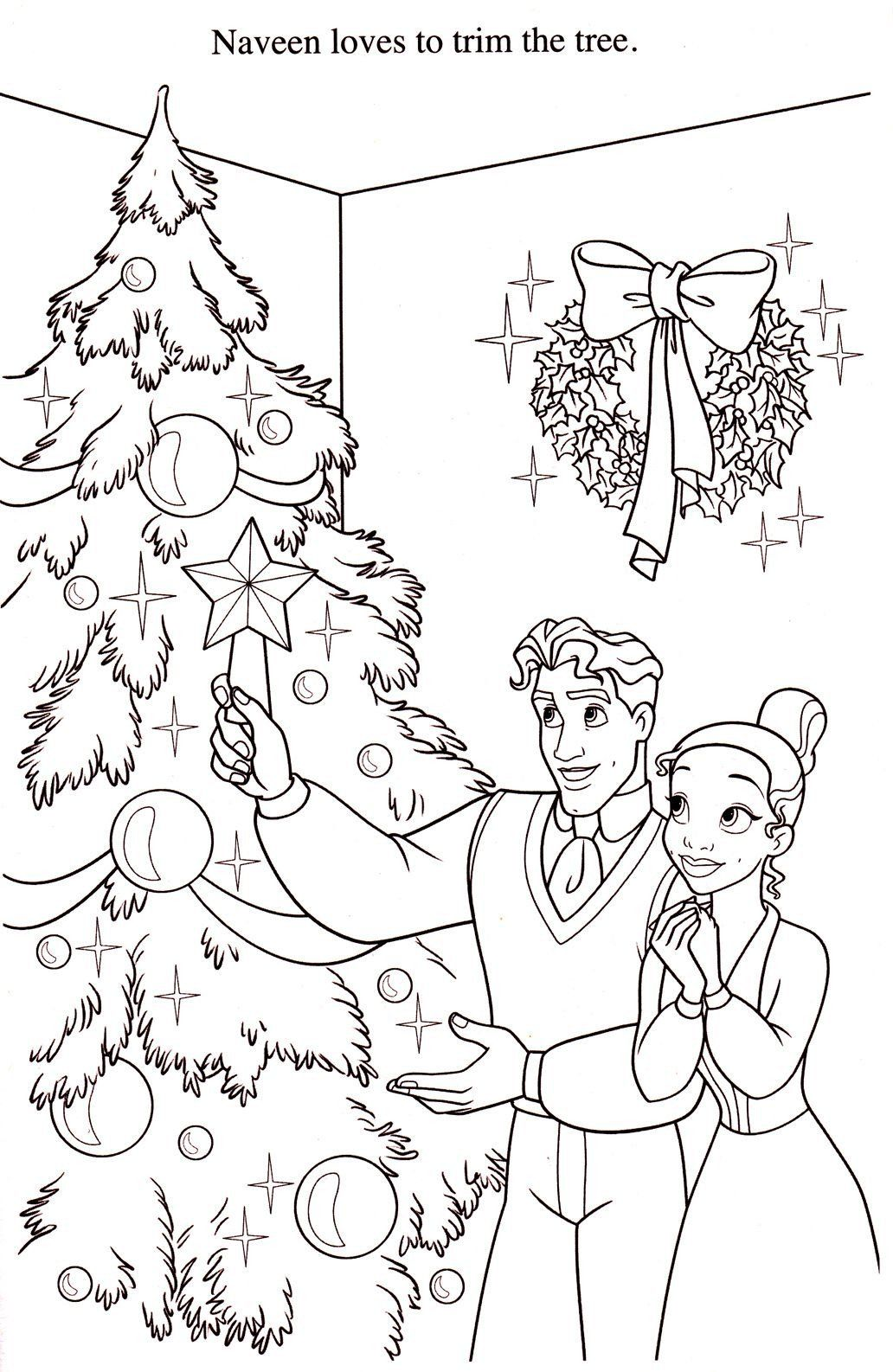 Disney Princess Christmas Coloring Pages Coloring Pages Disney Princess Christmas Colo Frog Coloring Pages Disney Coloring Pages Disney Princess Coloring Pages