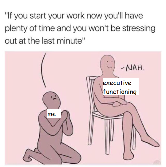 "giantbutt: ""relatable executive dysfunction feel™ "" How did you ..."