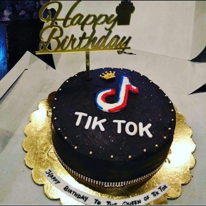 Happy Birthday Dear Malaika Tiktok Queen Birthday Unique Birthday Cakes Happy Birthday Dear Dessert Recipes