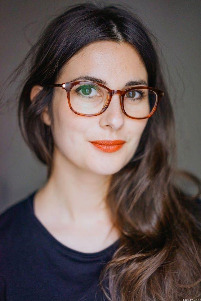 Comment choisir ses lunettes de vue   Glass, Clothes and Girls 5e8f78de76b2