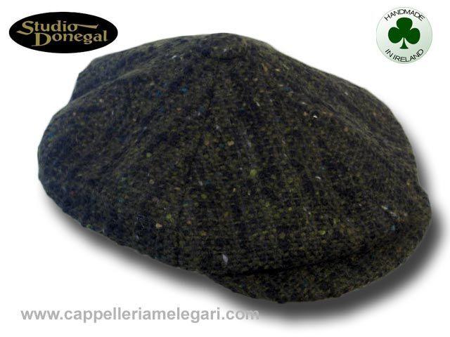 Berretto irlandese a spicchi originale Gatsby  997900c5d916