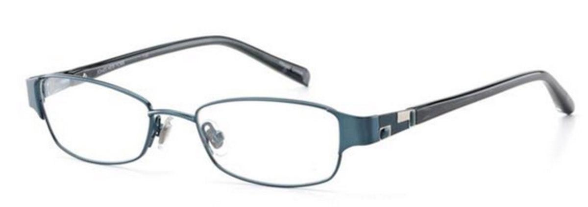 Jones New York Petite J127 Teal, 48-17-135-28 Eyeglasses Frames this ...