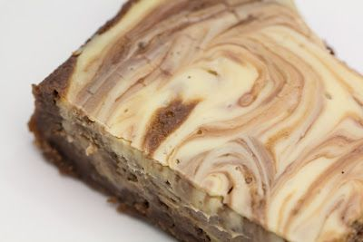 Baileys Cheesecake Brownies