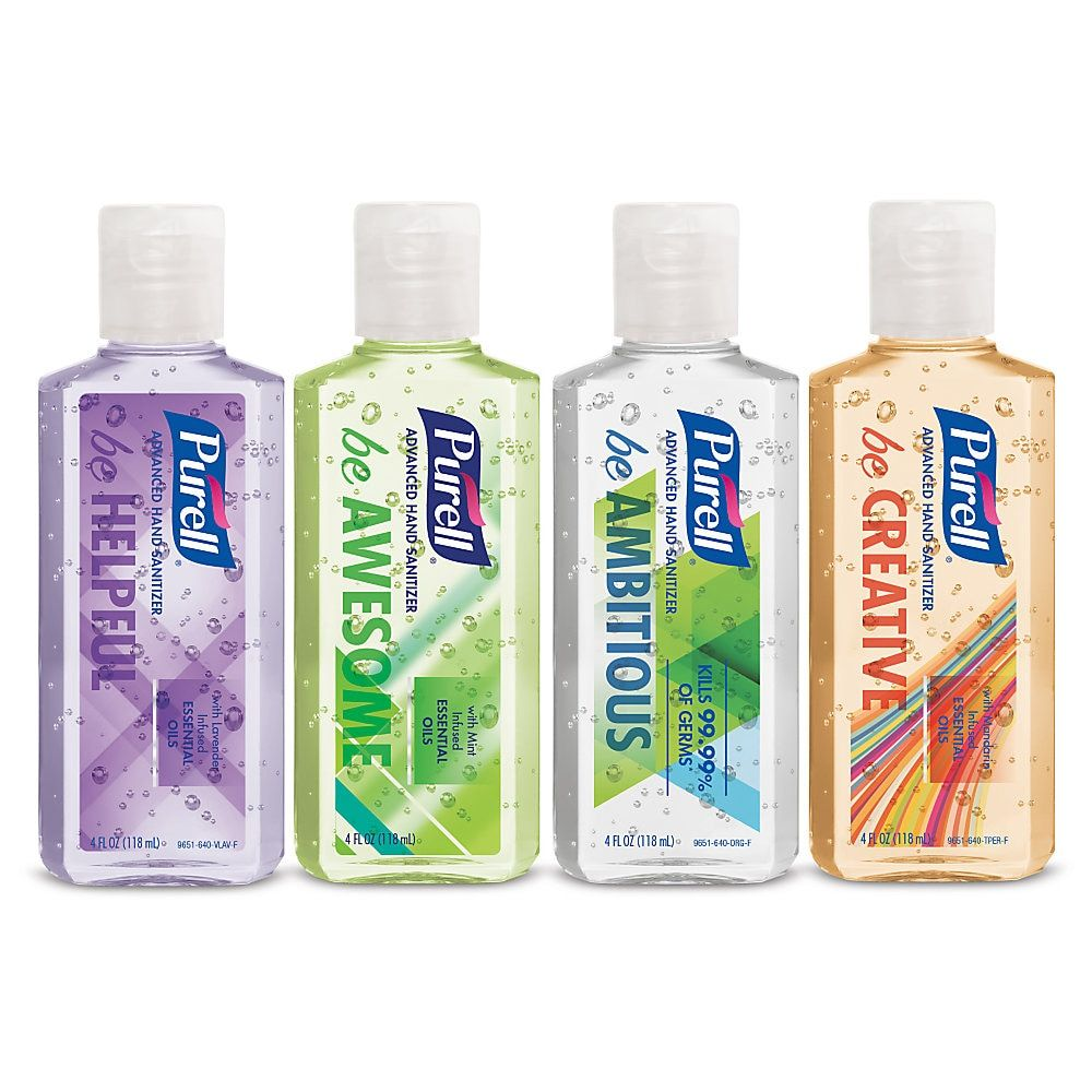 Purell Hand Sanitizer Hand Sanitizer Perfume Bottles Bottle