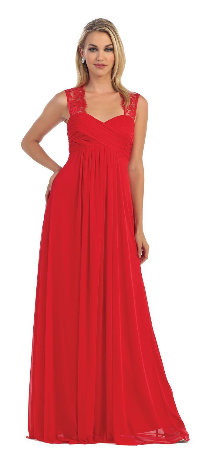 Long formal dress plus size bridesmaid prom formal cap and