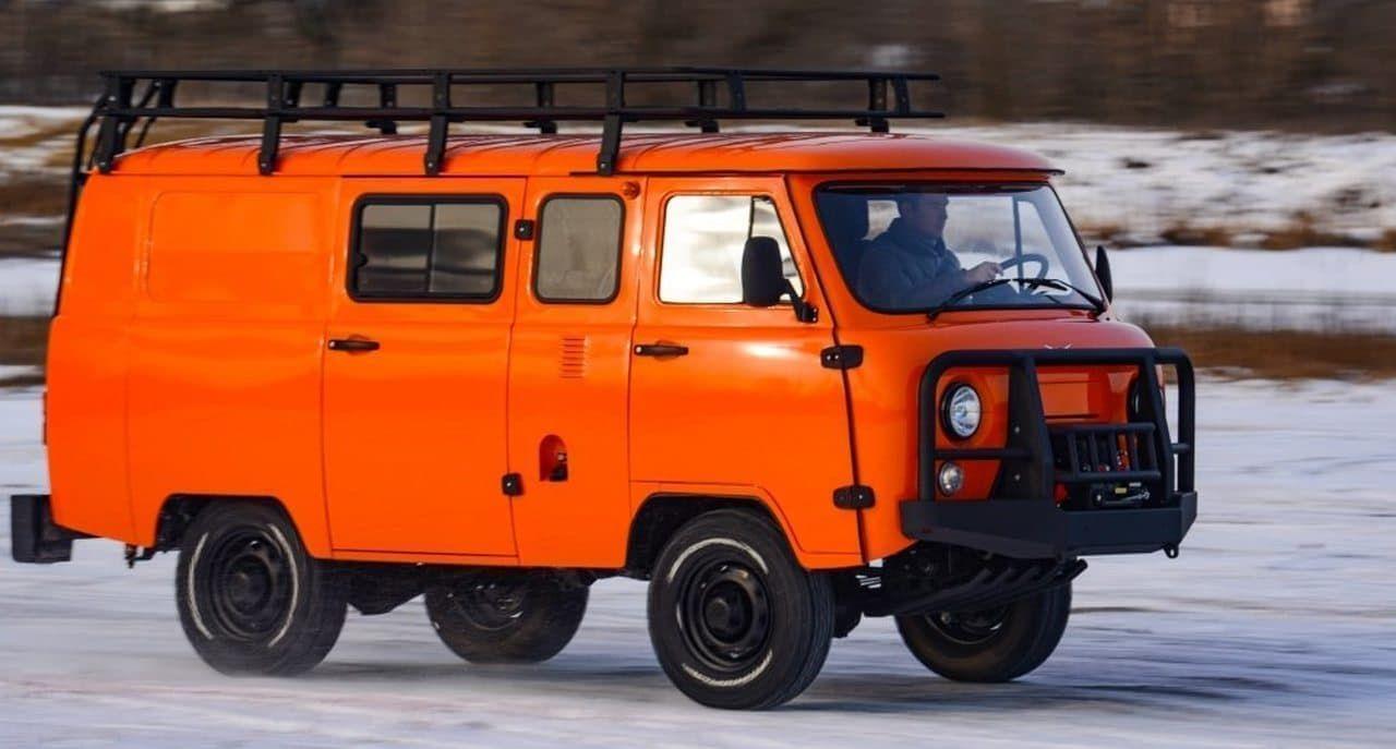 レトロでカワイイ新型suv Uazの Sgr Expedition えん乗り ロシア 車 アウトドア 車 おしゃれな車