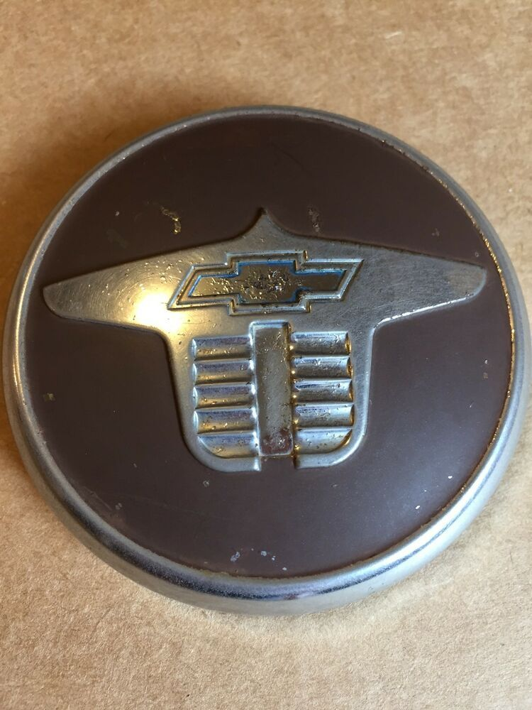 1942 42 Chevrolet Chevy Suburban Steering Wheel Horn Button