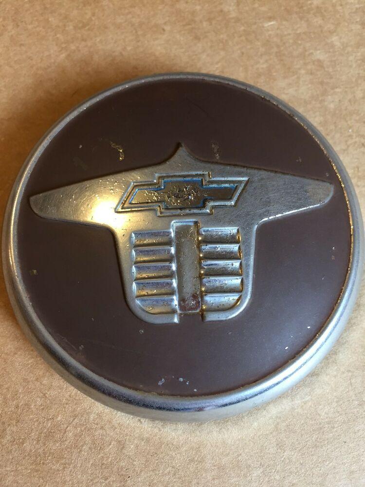 1942 42 Chevrolet Chevy Suburban Steering Wheel Horn Button