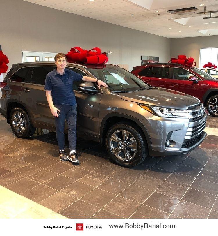 Bobby Rahal Toyota >> David Draper S New Vehicle From Amir Begic At Bobby Rahal