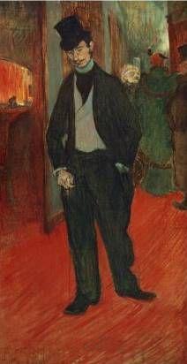 Gabriel Tapie De Celeyran - Henri de Toulouse Lautrec