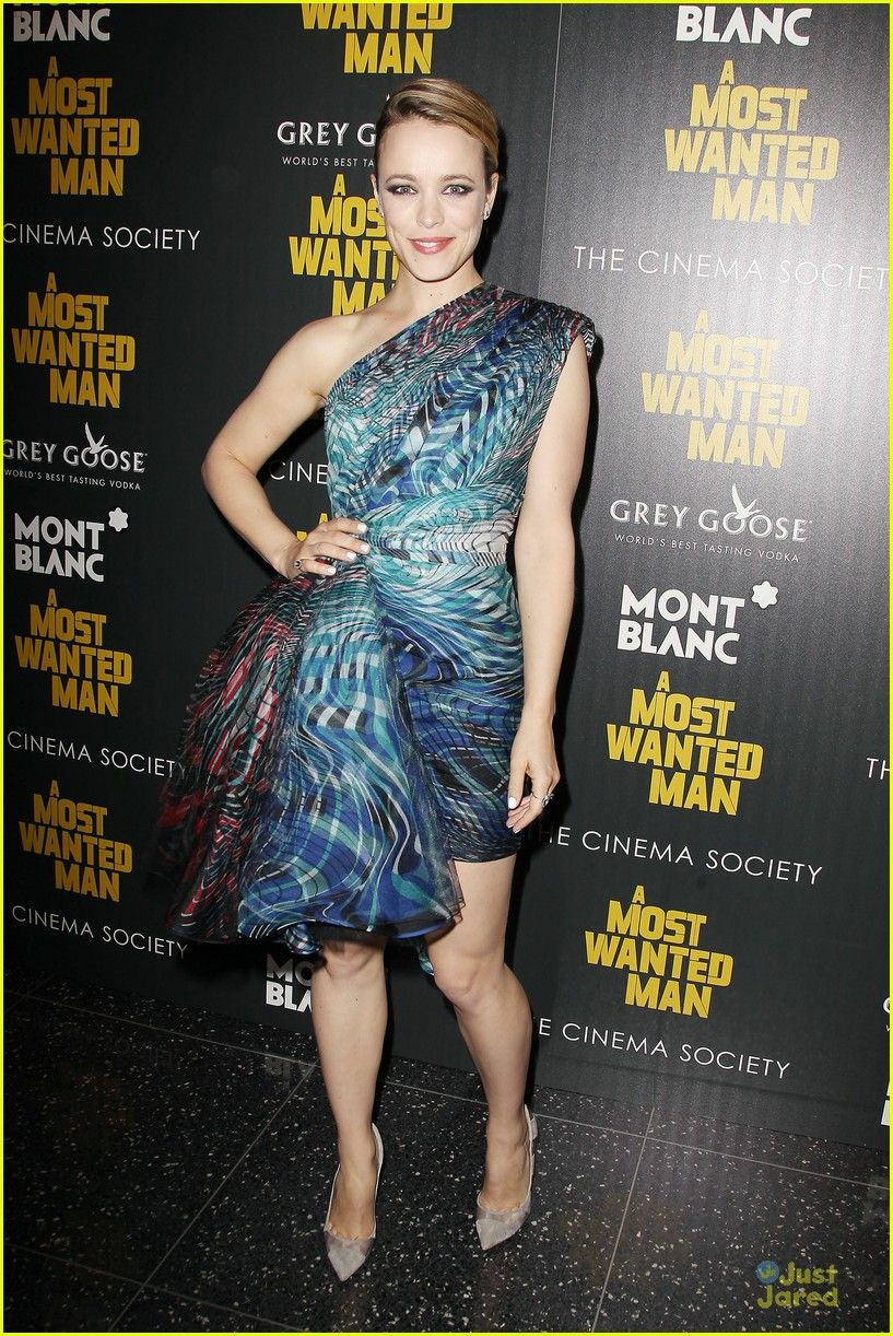 rachel mcadams robin wright most wanted man premiere 01 Rachel McAdams is stunning in a dress while attending the premiere of her new film A Most Wanted Man held at the Museum of Modern Art on Tuesday (July 22) in New…