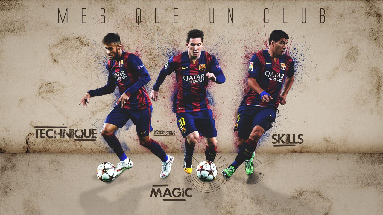 FC Barcelona HD WALLPAPER By SelvedinFCB On DeviantArt 1024x599 MSN Wallpapers 46